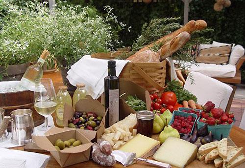 Что взять на пикник из еды. Список