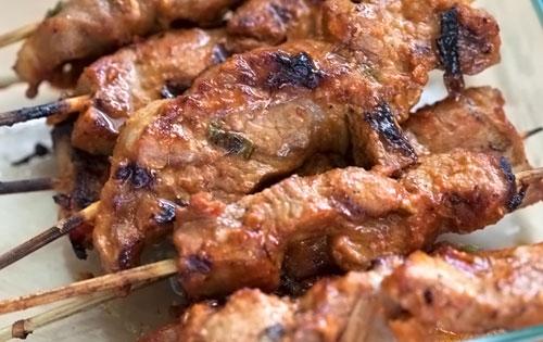 Как правильно приготовить шашлык свинины